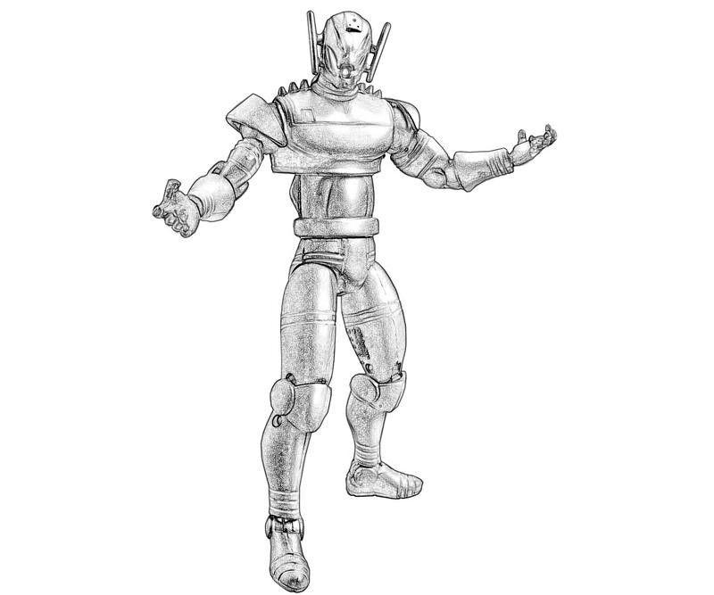Ultron Coloring Pages