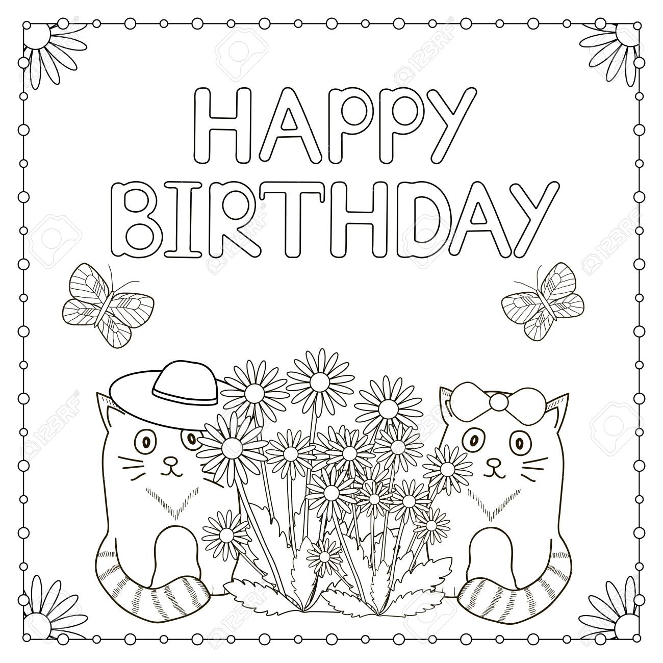 Coloring Books For Kids To Print Free Happy Birthday Sheets Printable Pages  Adults On Amazon – Approachingtheelephant