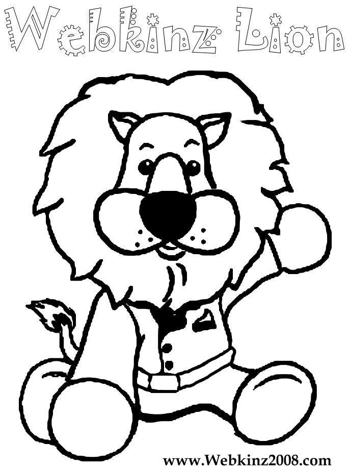 stuffed animal coloring pages - photo#13