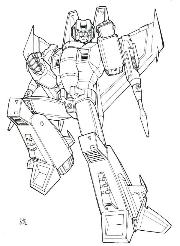 Transformers coloring pages ...pinterest.com
