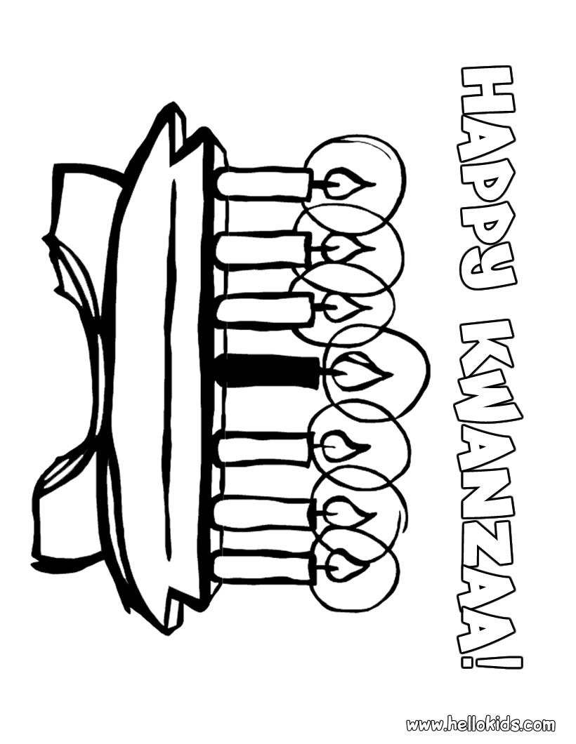 Kwanzaa coloring pages 10 free online coloring books