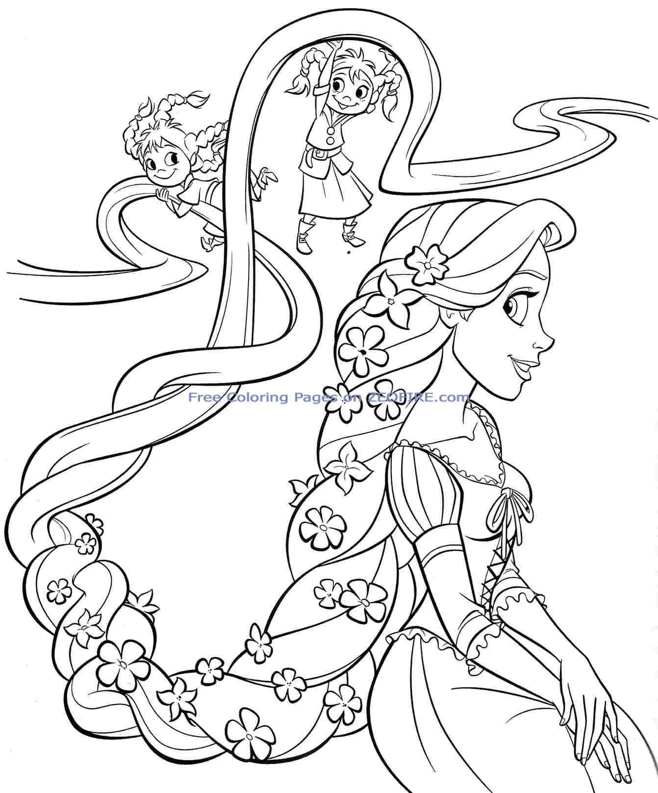 disney princess coloring pages ariel in a dress coloring home