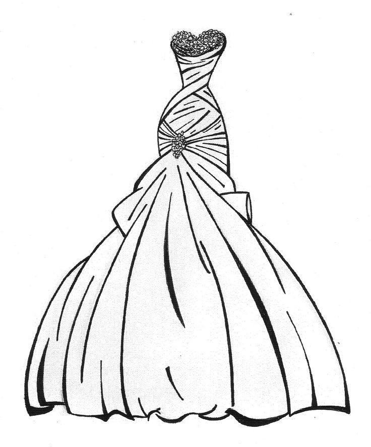Printable Coloring Pages OF FASHION