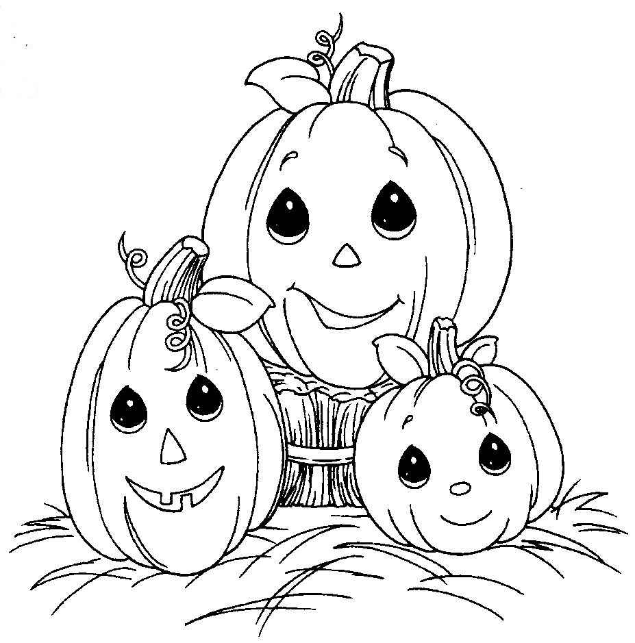 - Free Printable Halloween Coloring Pages - Coloring Pages