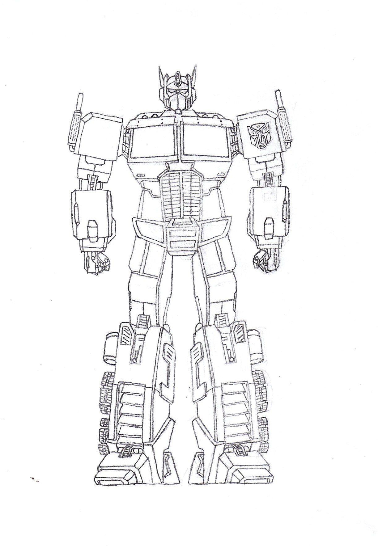 Free Transformers Octimus Prime