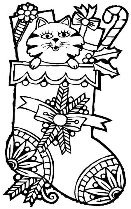 Free christmas coloring pages, Christmas coloring pages and ...