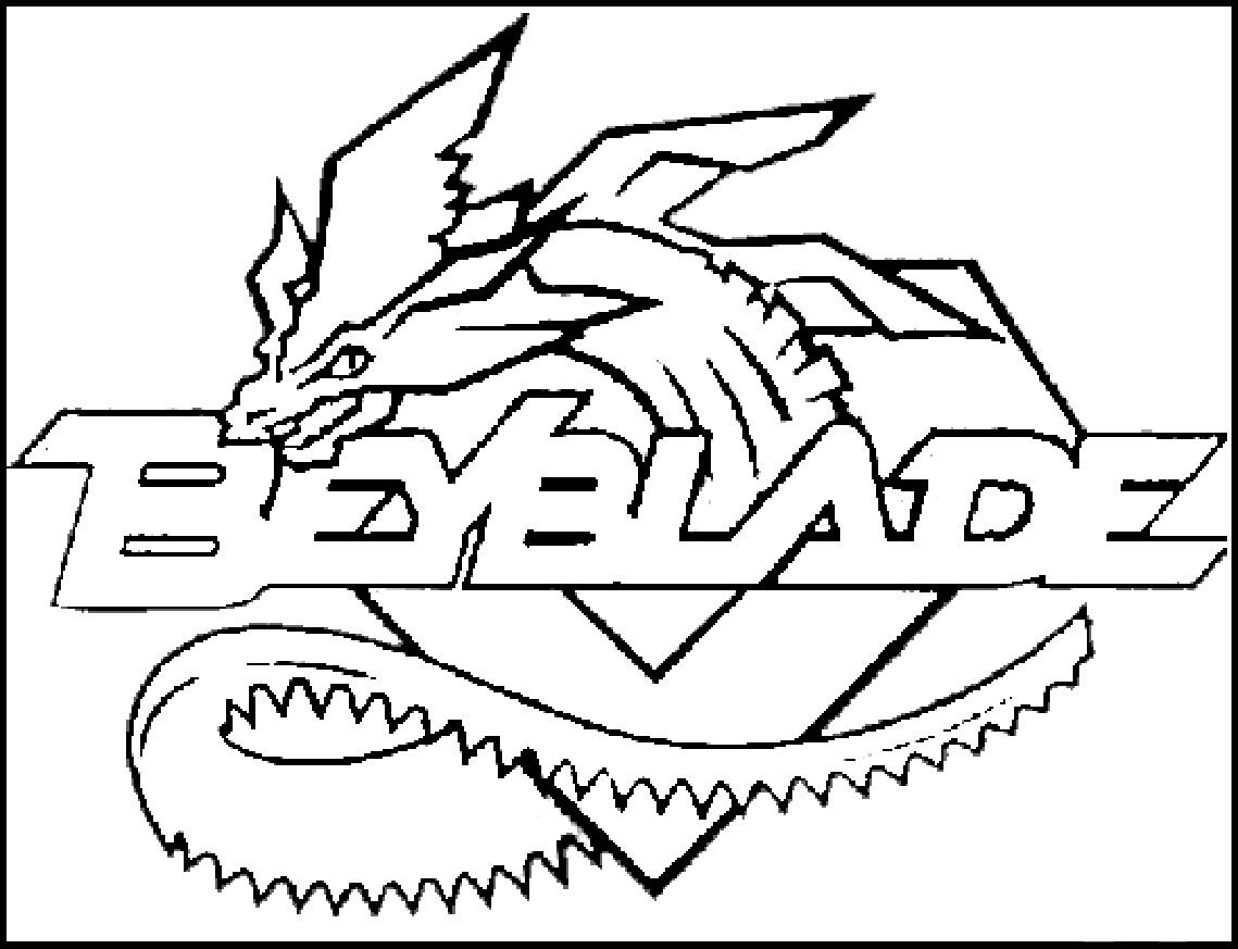 beyblades pegasus coloring pages - photo#25