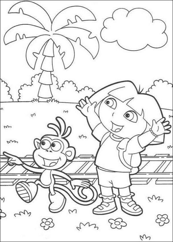 Image Result For Dora The Explorer The Map