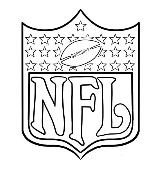 NFL Superbowl Coloring Pages