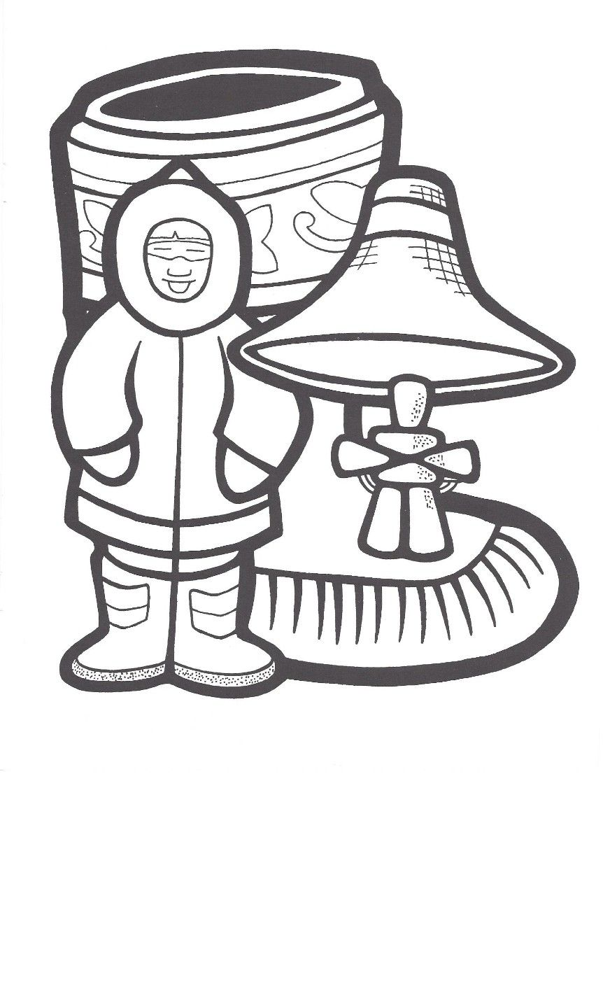 first nations coloring pages - photo#18