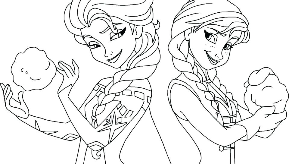 - Frozen Coloring Pages Elsa Face At GetDrawings.com Free - Coloring  Home