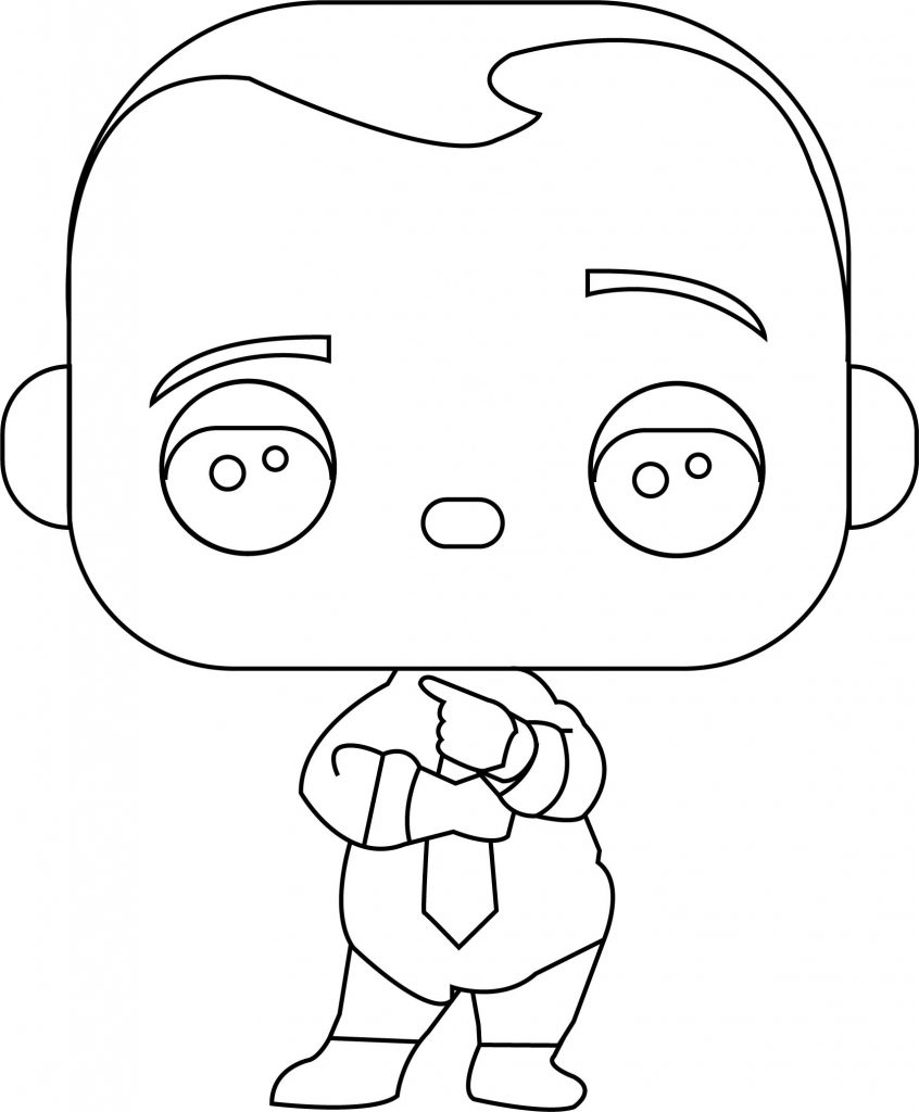 Coloring: The Boss Baby Coloring Pages At Getdrawings Com ...