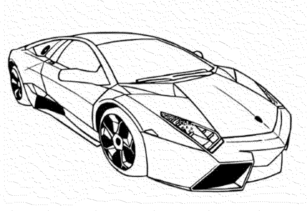 Getcoloringpages Printable Cars Coloring Pages Easy Way To Color