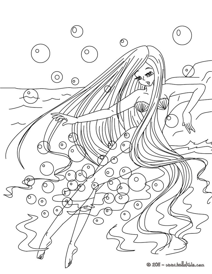 Fairy Tale | Free Coloring Pages On Masivy World - Coloring Home