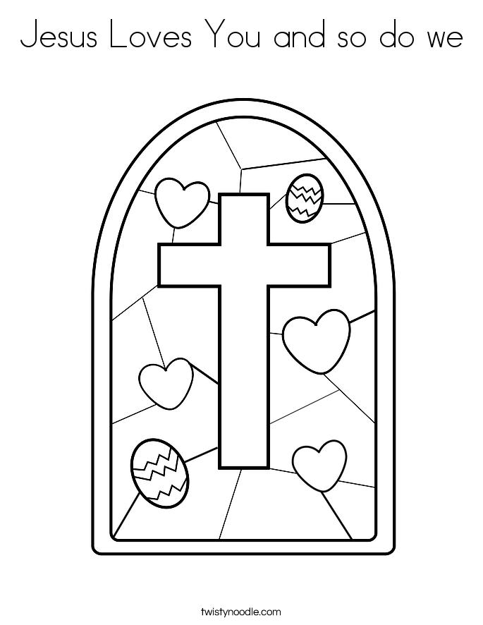 jesus loves me coloring page resume format download pdf