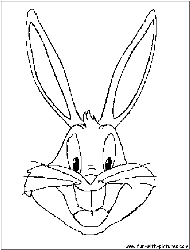baby bugs bunny and lola coloring pages coloring online