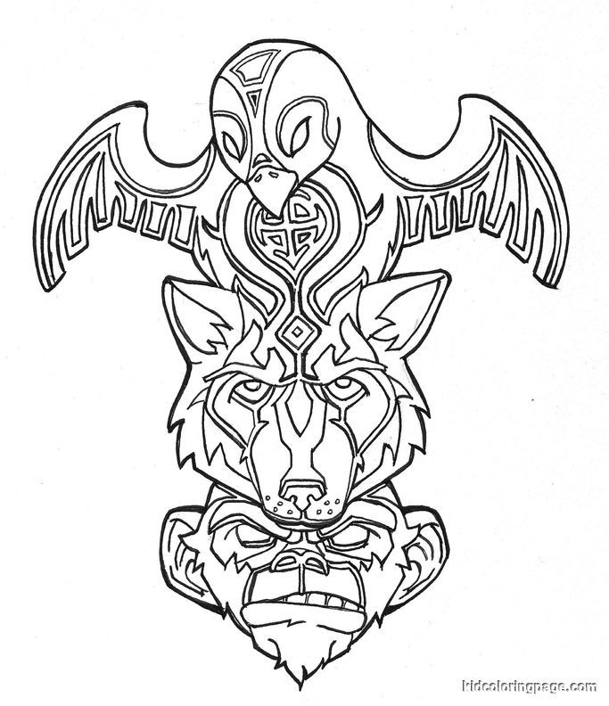 Free Alaska Coloring Pages Coloring