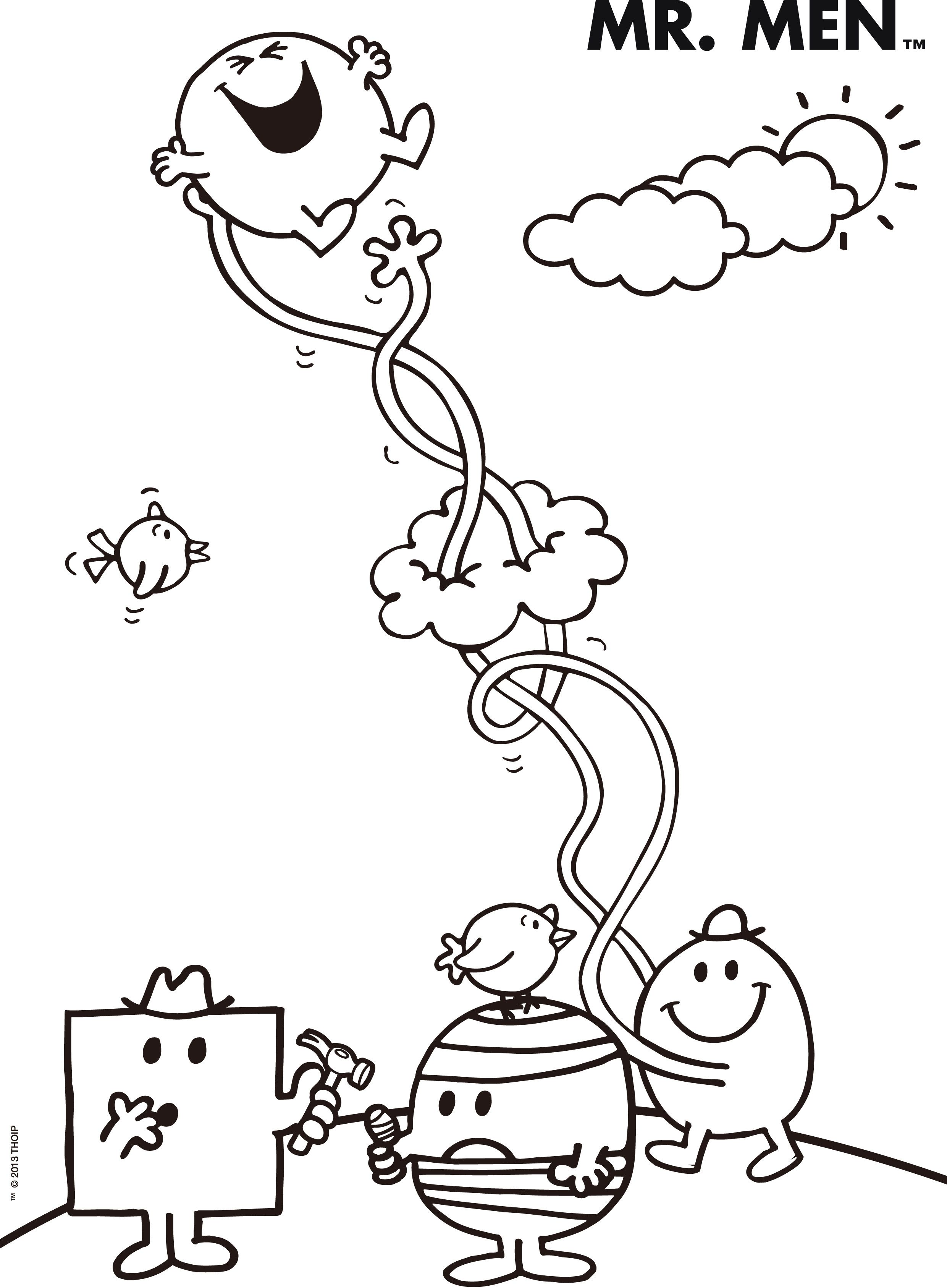 sprout coloring pages - photo#26