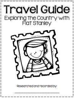 flat stanley coloring pages - photo#16