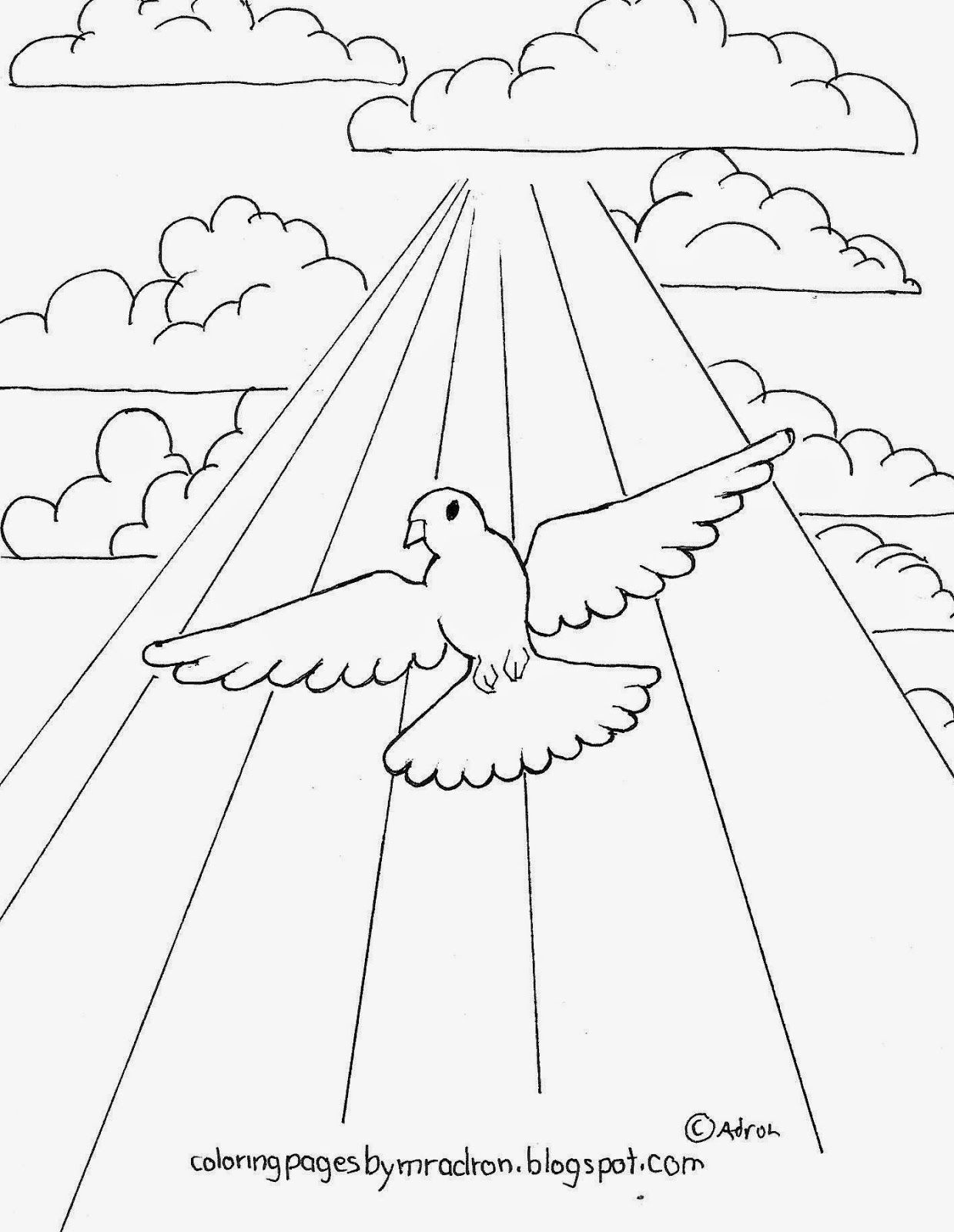 Free dove coloring page coloring home for Dove cameron coloring pages