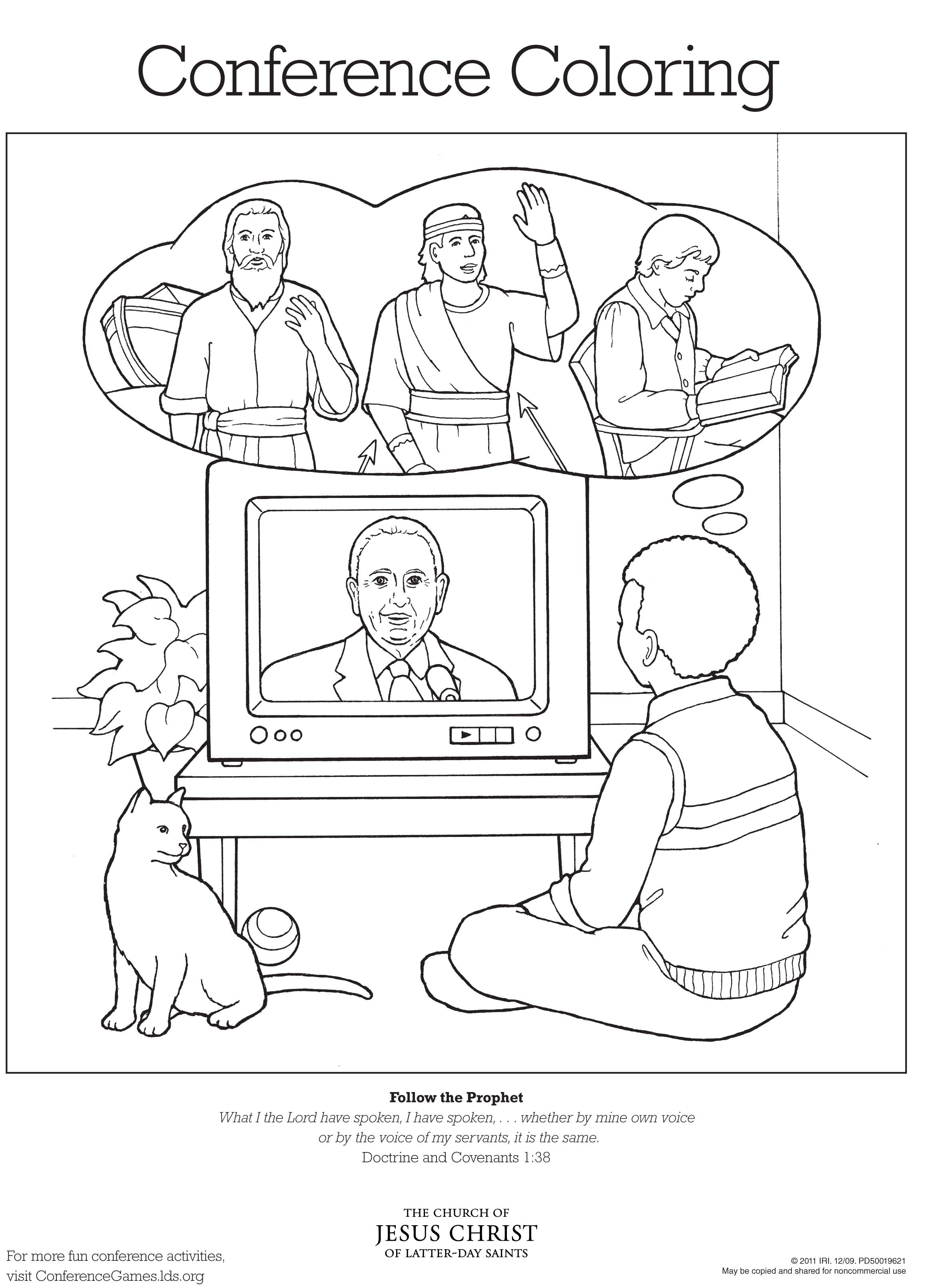 Obedience Coloring Page - Coloring Home