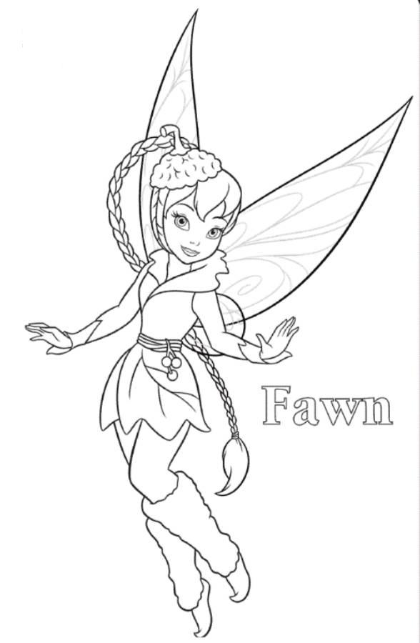 tinkerbell and periwinkle coloring pages coloring home. Black Bedroom Furniture Sets. Home Design Ideas