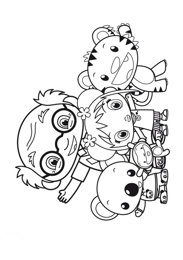 kailan coloring pages coloring home