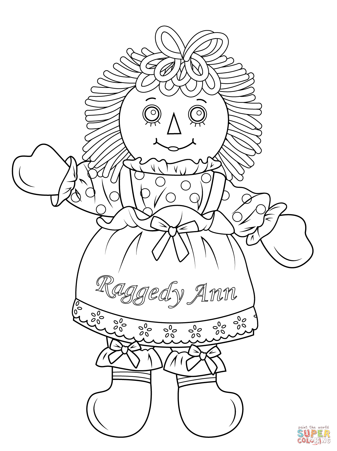 cabbage patch coloring pages - photo#40