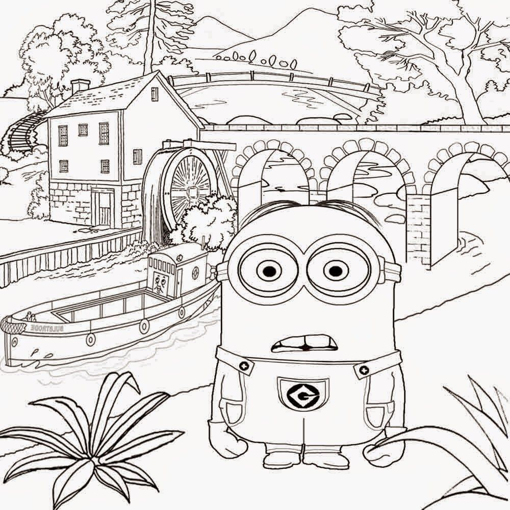 Free Detailed Coloring Pages For Older Kids - Coloring Home
