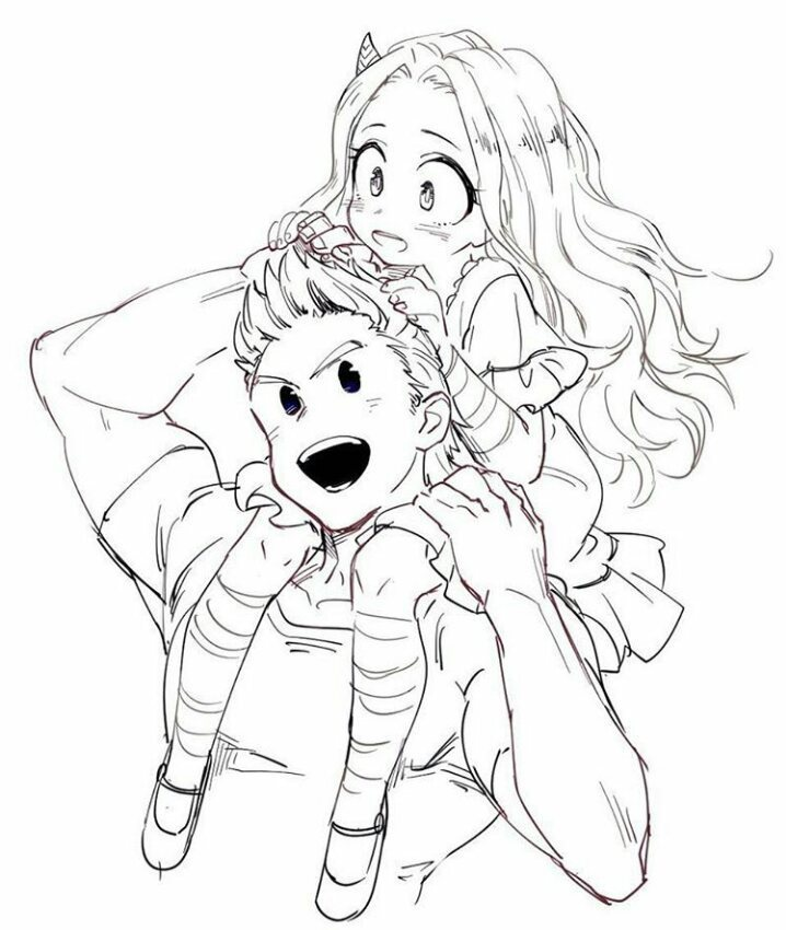 My Hero Academia Coloring Pages Pictures Whitesbelfast Coloring Home