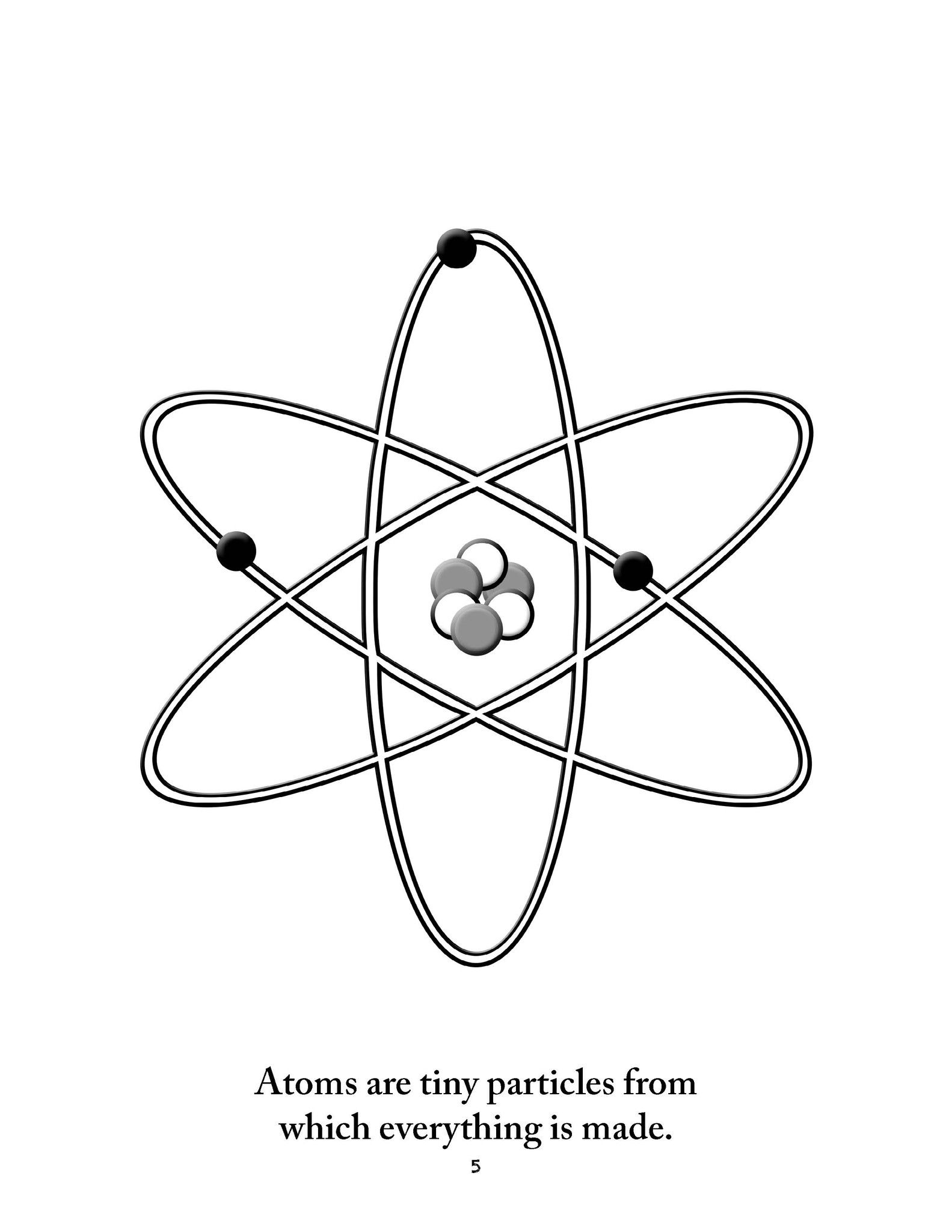 Chemistry Coloring Pages - Coloring Home