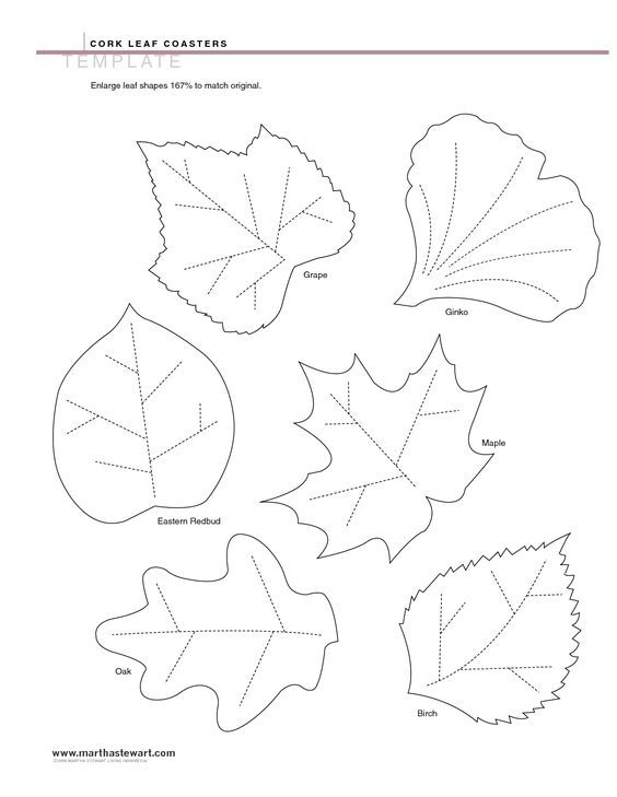 Grape Leaf Template Printable | template | Pinterest | Leaf ...