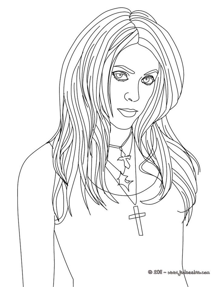 shakira coloring pages games - photo#2
