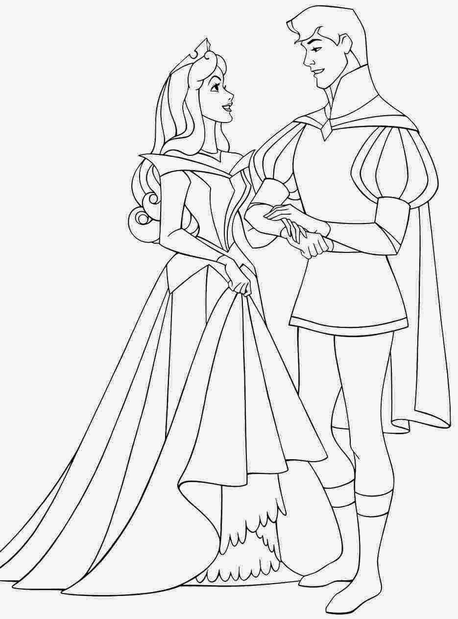printable coloring pages of aurora coloring home