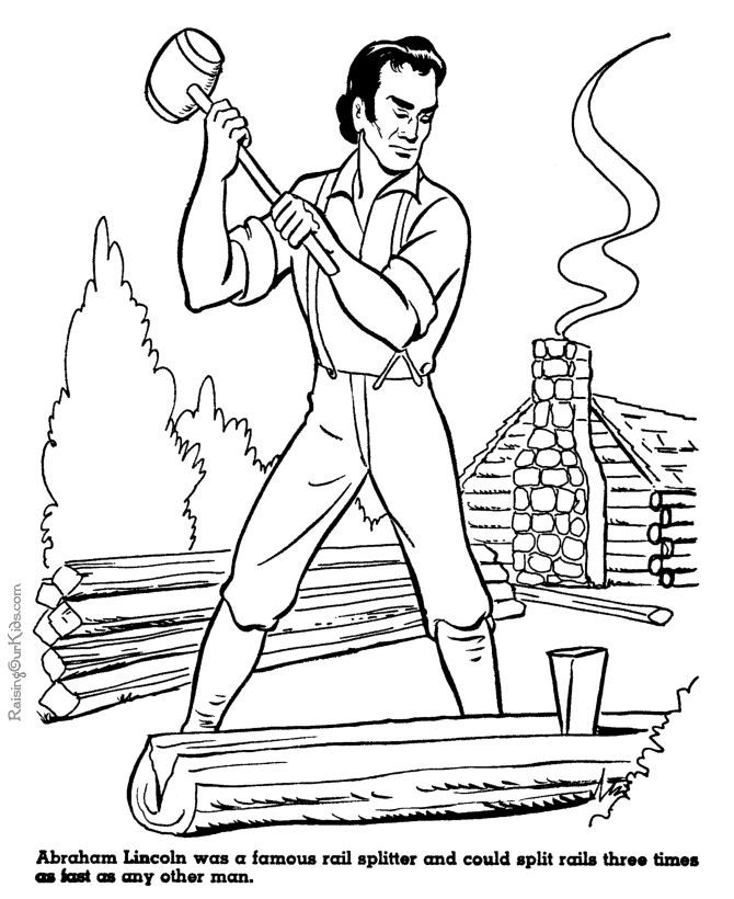 John Wilkes Booth Coloring Pages