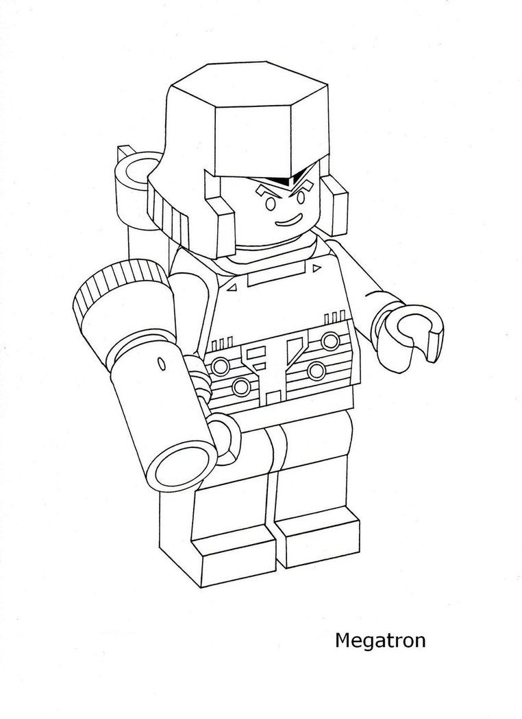 megatron coloring pages free large images coloring home
