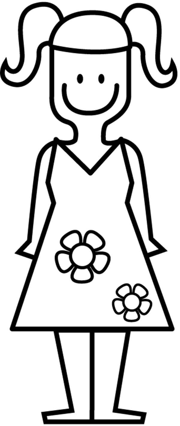 Adult Beauty Little Girls Coloring Pages Images top cute little girls coloring pages az dress for girl page gallery images