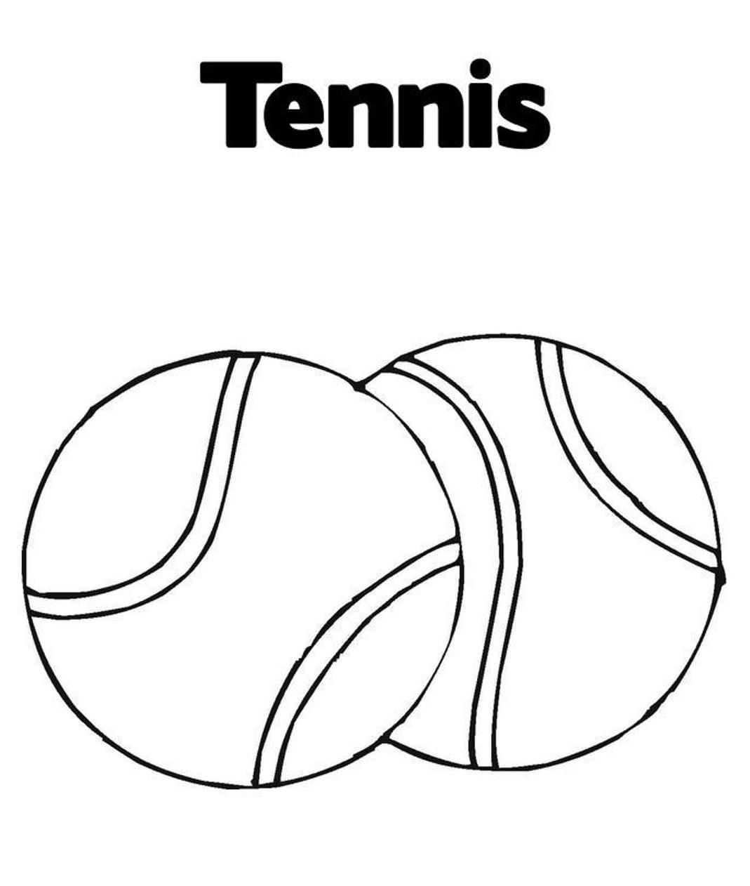 sports balll coloring pages coloring home. Black Bedroom Furniture Sets. Home Design Ideas
