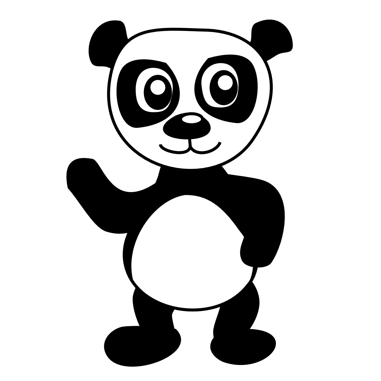 baby pandas coloring pages coloring home
