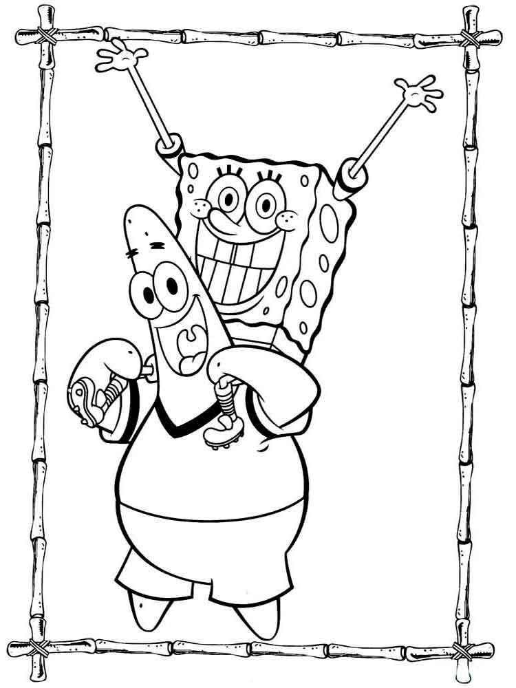 free coloring pages spongebob pineapple - photo#13