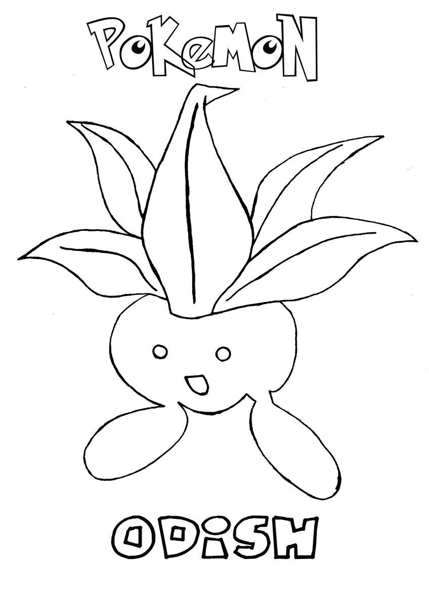 Coloring Pages Pdf : Pokemon coloring pages pdf home