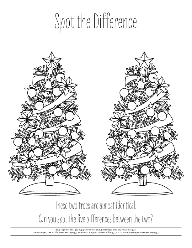 december coloring pages xmas - photo#21