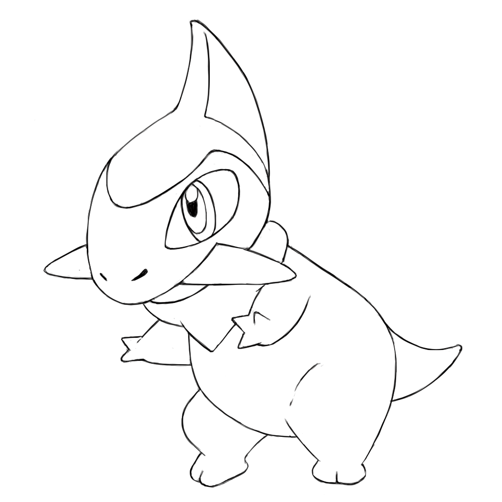 fraxure coloring pages - photo#13