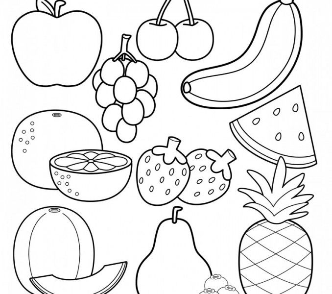 Nutrition Coloring Pages Bestofcoloringcom Coloring Home
