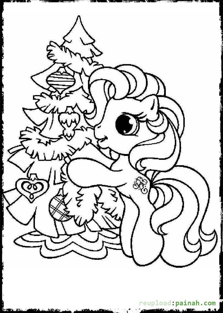 disney christmas coloring pages for kids printable Free Printable ...