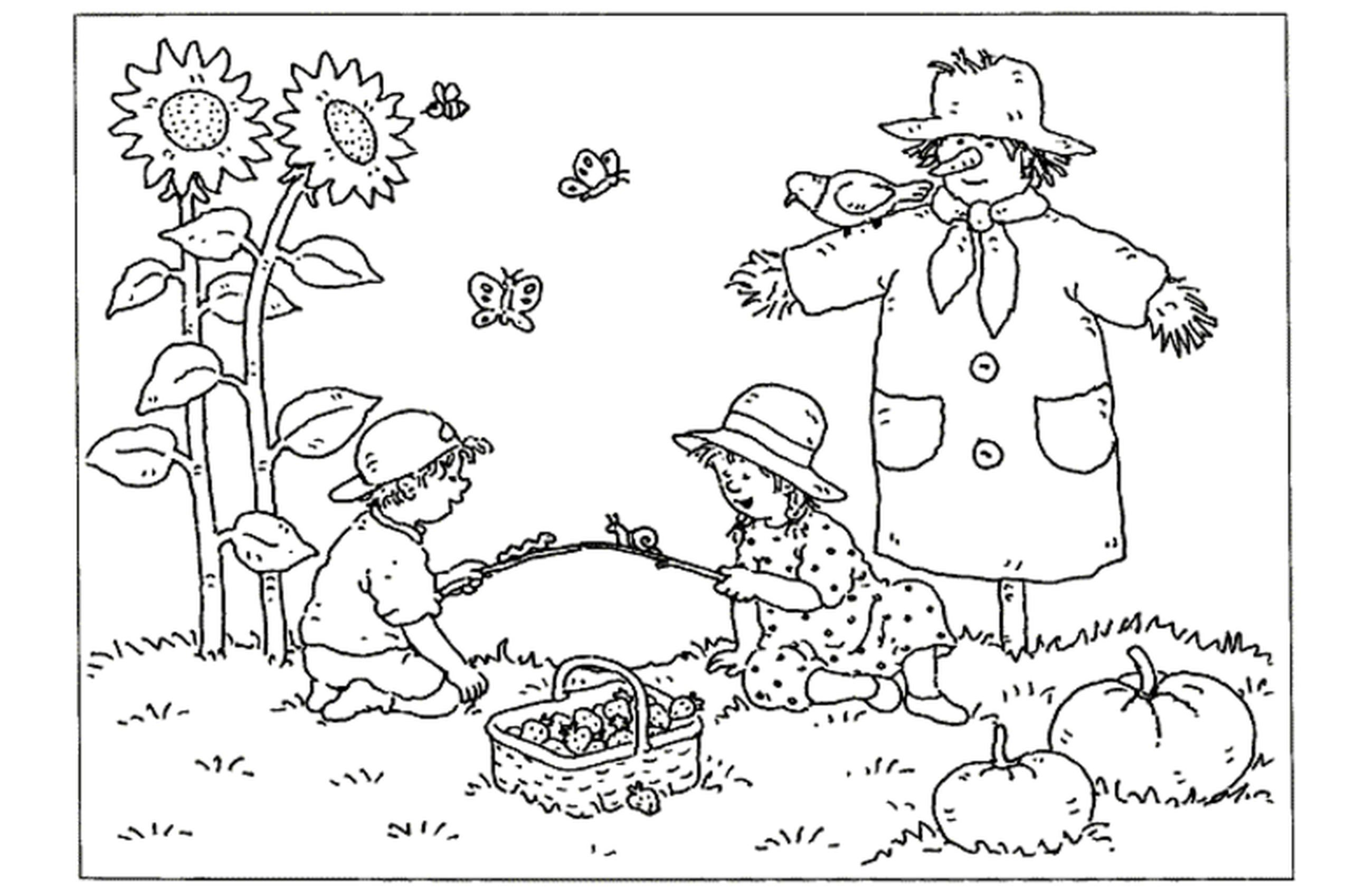 Coloring Pages Autumn Coloring Pages For Kids free fall coloring pages printable az halloween