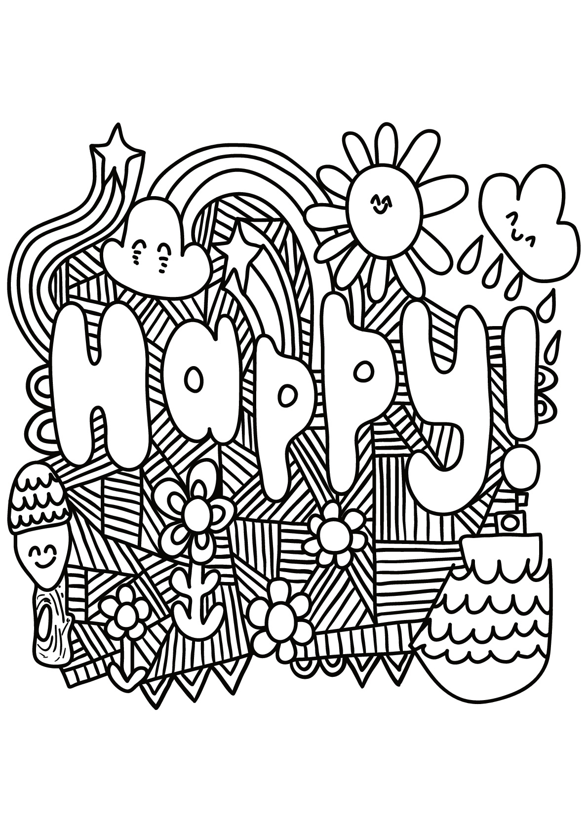 Quote Coloring Pages for Adults and ...bestcoloringpagesforkids.com