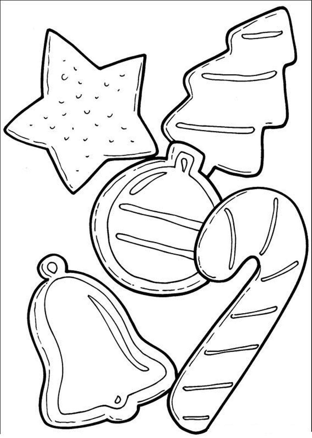 Cookies Coloring Page Coloring Home Cookies Coloring Page