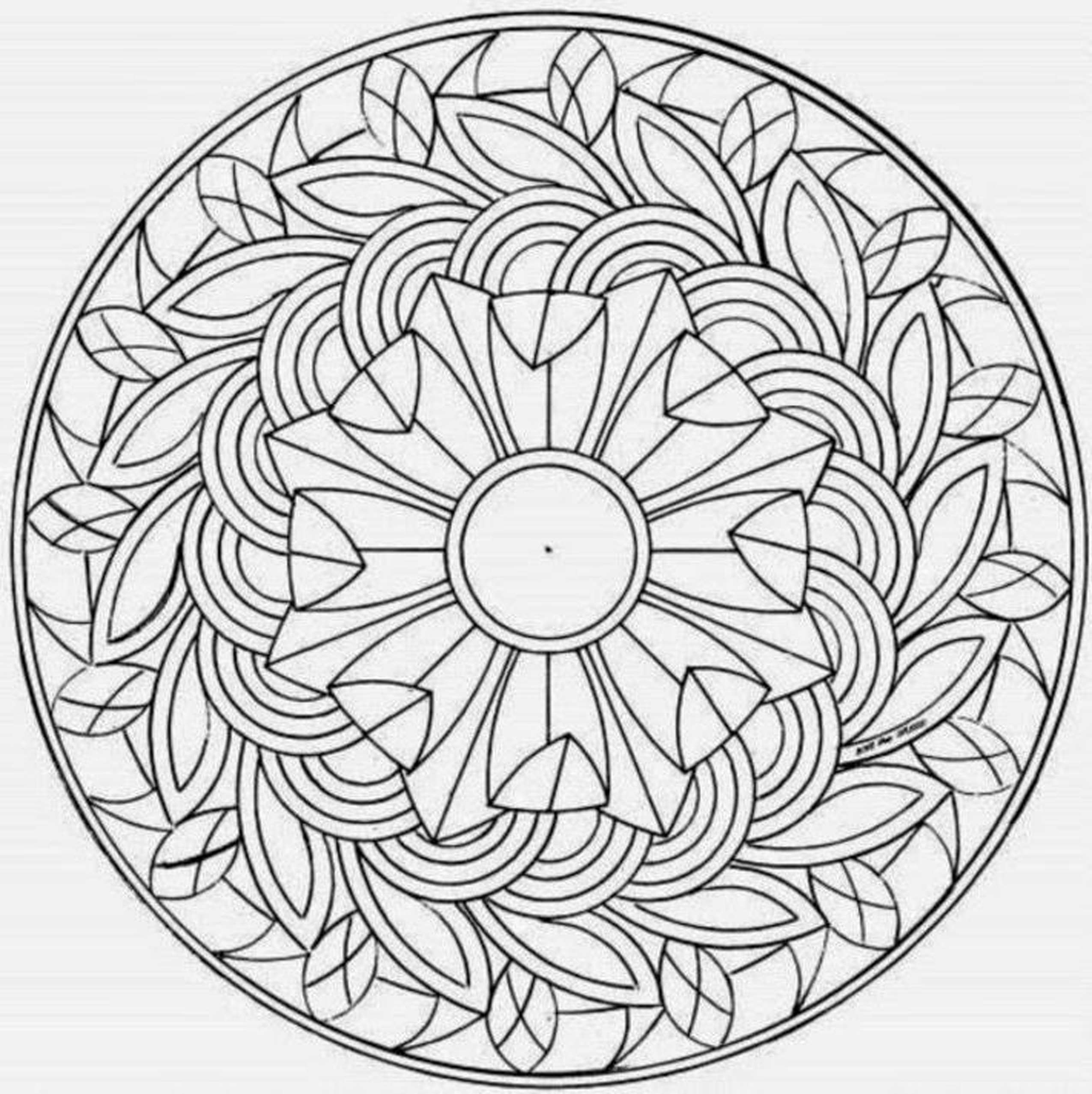 teenage coloring coloring pages - photo#14