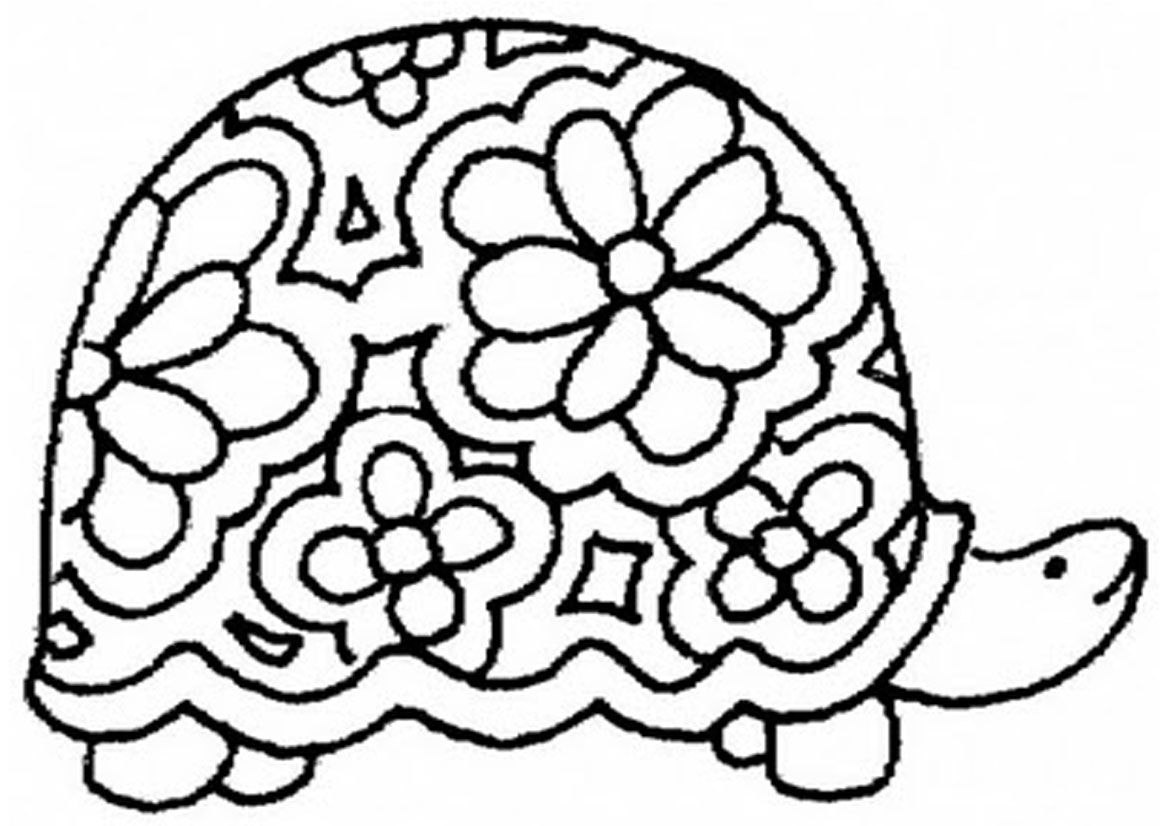 Adult Top Baby Turtle Coloring Pages Images beauty turtles coloring page az pages turtle only gallery images